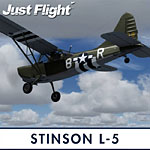 Purchase Just Flight - Stinson L5