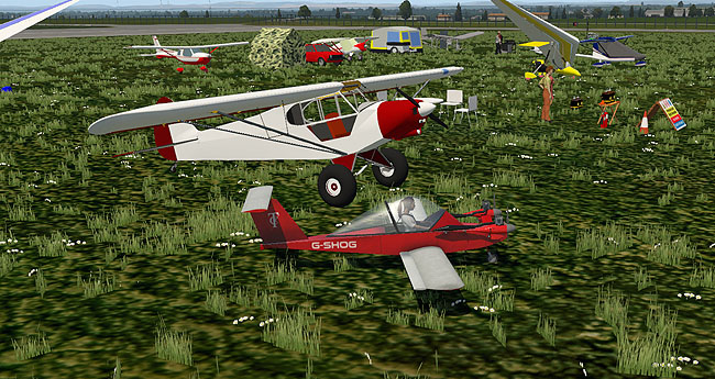Neil's Great Scottish Tour for X-Plane 11