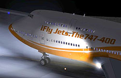 iFly 747-400 Announced