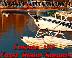 Skysong Soundworks - Cessna 172II N Float HD Audio
