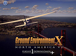 Flight1 - Ground Environment X North America
