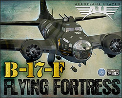 Aeroplane Heaven - B17-F Flying Fortress