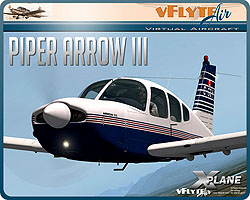vFlyteAir - Piper Arrow III