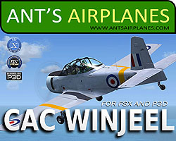 Ants Airplanes - CAC Winjeel