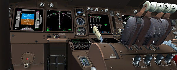 Flight 1 - iFly Jets 747-400 for FSX