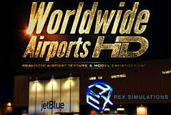 REX - WorldWide Airports HD