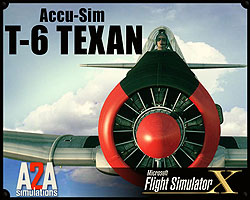 A2A Simulations - T-6 Texan With Accu-Sim