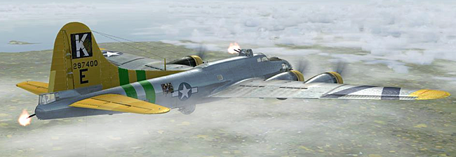 Aeroplane Heaven - new Boeing B-17G Flying Fortress for FSX and Prepar3D