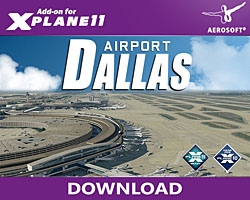 Aerosoft - Dallas Fort Worth International for X-Plane