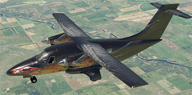 Auctus Delineations - EV-55 Outback for X-Plane