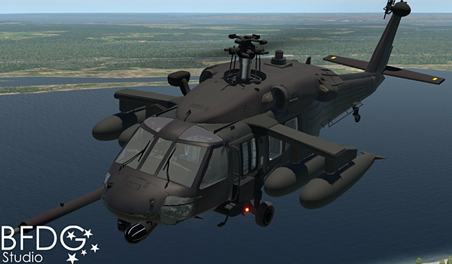 BFDG - UH60 Blackhawk