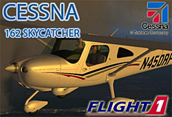 Flight1 Cessna SkyCatcher for Microsoft Flight Simulator FSX and Prepar3D