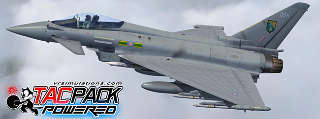 IndiaFoxtEcho - Eurofighter Typhoon