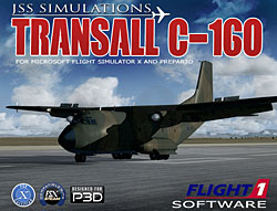 Flight1 / JSS Simulations - Transall C-160