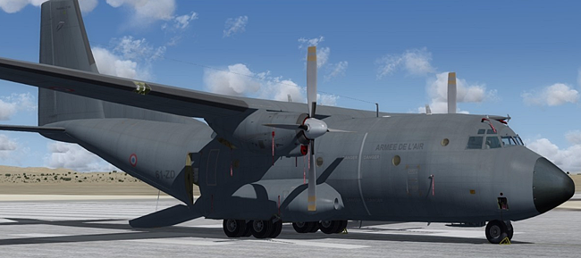 Flight1 / JSS Simulations - Transall C-160 for FSX and P3D