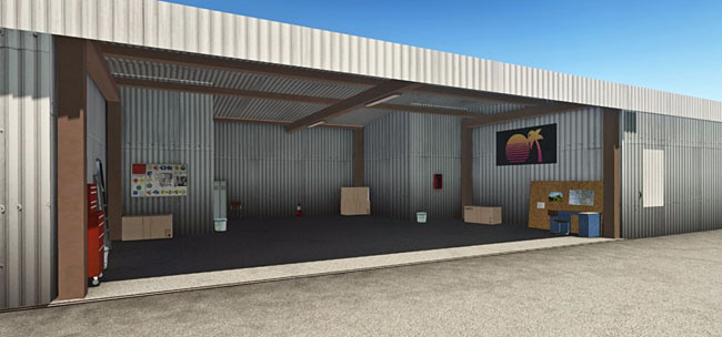 RD Studios - KHAF Half Moon Bay for X-Plane