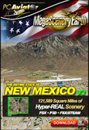 MegaScenery Earth - v3 New Mexico Complete State