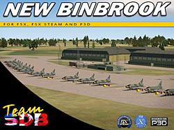 Team SDB - New Binbrook flight simulator scenery