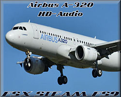 Skysong Soundworks - Airbus A320 HD Audio