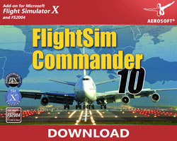 Aerosoft - Flight Sim Commander 10