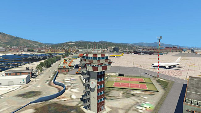 Aerosoft - Genoa for X-Plane