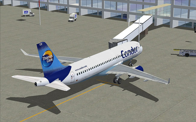 AFS-design - Airbus A320 Family v3