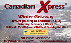 Canadian Xpress February Fly-In - Winter Getaway