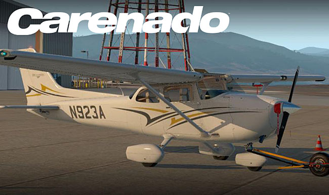 Carenado - C172 SP Skyhawk for X-Plane