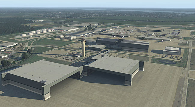Aerosoft - Dallas / Fort Worth for X-Plane