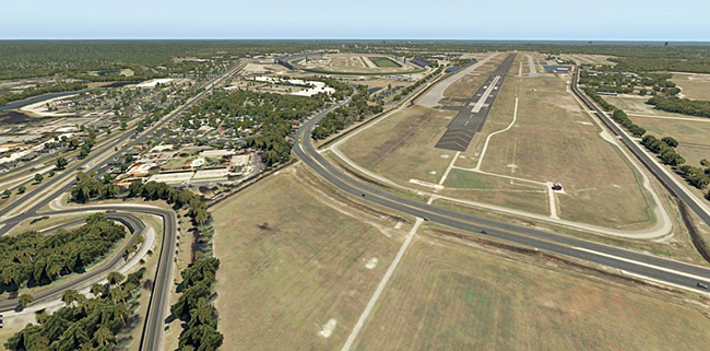 Aerosoft - Daytona Beach Intl XP