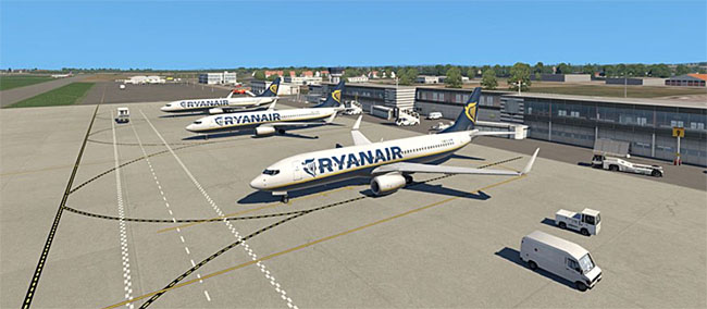 Aerosoft - Dortmund XP for X-Plane 11