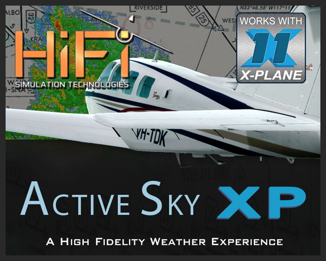HiFi Technologies - Active Sky XP