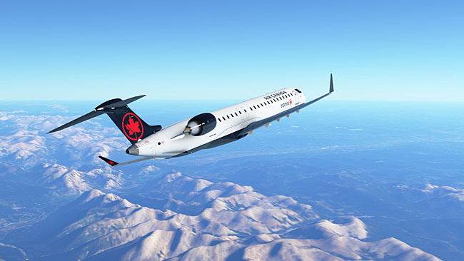Infinite Flight - CRJ-900