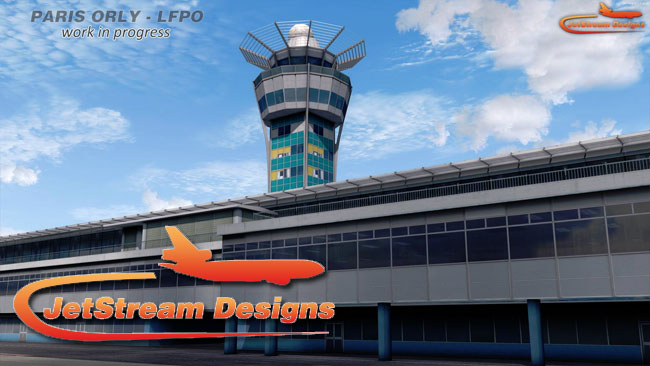 Jetstream Designs - Orly Airport