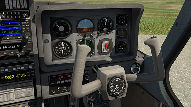 Just Flight - TB10 and TB20 XP for X-Plane 11 - Cockpit