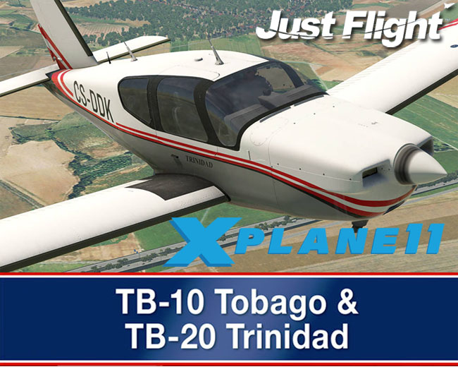 Just Flight - TB10 and TB20 XP for X-Plane 11