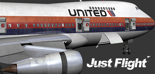 Just Flight - Boeing 747-100 Classic