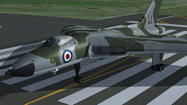 Just Flight - Avro Vulcan B Mk2