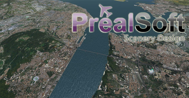 Prealsoft - HD Cities - Lisbon