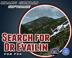 Rolling Cumulus - Search for Dr Evailin