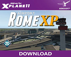 Aerosoft - Airport Rome XP for X-Plane 11