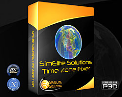 SimElite Solutions - Time Zone Fixer