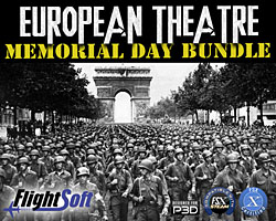Flightsoft - European Theatre Memorial Day Bundle