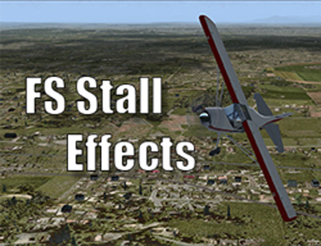 Flight1 Software FS Stall Effects