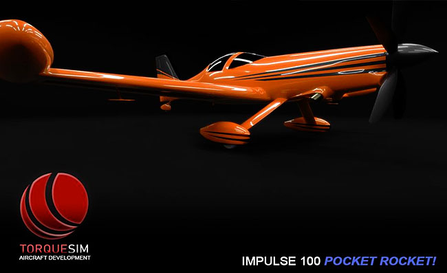 Torquesim - Impulse 100 Pocket Rocket