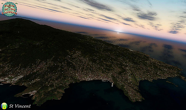 Aerosoft - FSDG - St Vincent for FSX/P3D