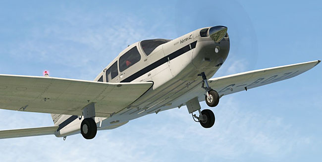 Just Flight - PA-28-161 Warrior II XP for X-Plane 11