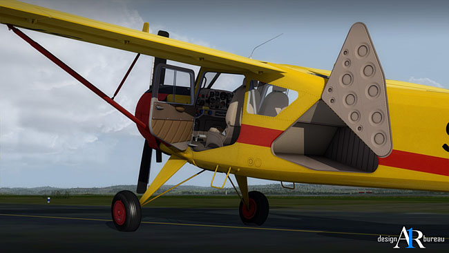 A1R Design Bureau - Yak-12A For FSX/P3D