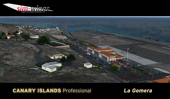 Aerosoft - Canary Islands Professional La Gomera