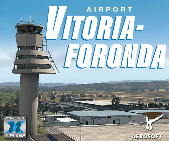 Aerosoft - Airport Vitoria-Forondo For X-Plane 11